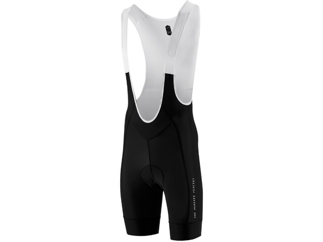 100% Exceeda Bib Shorts Herr black
